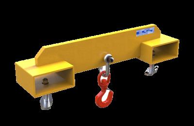 Forklift Adjustable Hook, 4000kg SWL