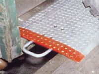 Fork Truck lifting handles, pair - Optional extra (1)