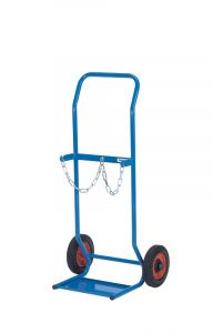 Gas cylinder trolley 50kg capacity
