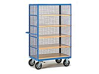 Fetra H/D Box Cart 1000x680mm with open front