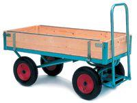 Heavy duty platform truck, 1000kg capacity (9)
