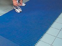 Heronrib Slip Resistant Leisure Matting 10m