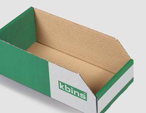 K-Bins 400mm x 100mm (Pack of 50)