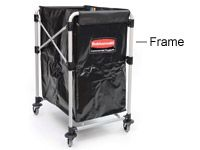 Rubbermaid Complete Laundry trolley 150L