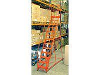 Lever brake Safety Steps 12 tread, 762mm W treads