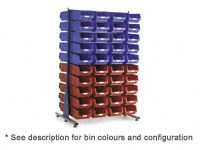 Barton Spacemaster double sided kit inc Bins size 5 (2)