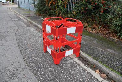 Manhole Barrier System - 4 Panels