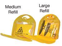 Medium body fluid kit refill