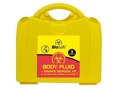 Medium body fluid kit