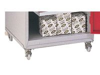 Mobile chassis for tool/storage cabinets