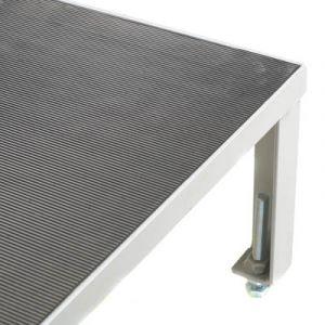 Phenolic Non Slip 1210mm x 610mm Work Platform, 230mm - 300mm