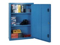 Security Wall Cabinet, Single door 700 wide