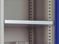Tool and storage extra galvanised shelf 477mm