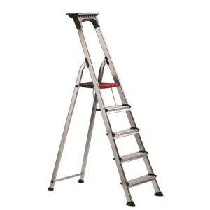 Professional step ladders 8 tread Platform 1677mm