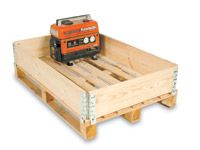 1200 x 1000mm x 195mm Easy-Haul Pallet Collar - pack of 10