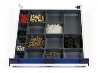 17 Compartment Drawer Inserts For 650X650mm Drawer (2)