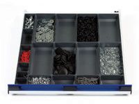 18 Compartment Drawer Inserts For 800X750mm Drawer