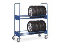 Fetra 250kg Capacity Tyre Trolley