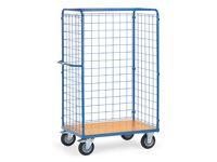 Fetra 3-Sided Parcel Cart 1800x1200x800