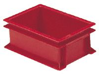 5 Litre Euro Stacking Container - Solid Sides