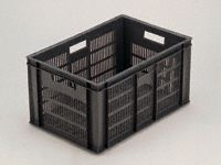 60 Litre Euro Stacking Container - Ventilated Sides