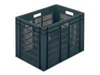 75 Litre Euro Stacking Container - Ventilated Sides