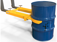 Forklift-Drum Lifter, single drum, 500kg capacity