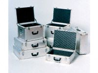 Aluminium Transit Case, internal 300x400x300 HxWxD
