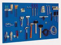 Bott Perfo Tool Panel Kit - 4 Panels, 40 Piece Hook Set