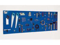 Bott Perfo Tool Panel Kit - 4 Panels, 60 Piece Hook Set