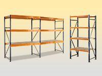 Budget Longspan Starter Shelving Bays - 950mm Wide