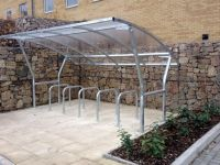 The Cambourne Bike & Cycle Shelter