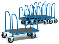 Fetra Cash and Carry Trolley long load 850x500mm L x W