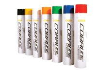 Cobaline marking spray paint (6) - please specify colour