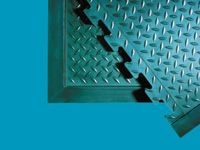 Comfortlok anti fatigue mat end section