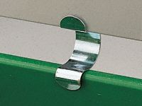 Container Retaining Clip for CP bins size 1 to 6