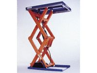 Double Vertical Scissor Lifts 200 to 2000kg Capacity
