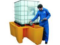 Fosse spill pallet IBC - sump capacity 1250L