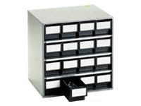 ESD Storage Cabinet with 16x 3010 Bins