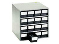 ESD Storage Cabinet with 16x 4010 Bins