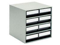 ESD Storage Cabinet with 8x 4020 Bins