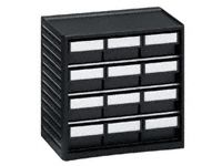 ESD Visible Storage Cabinet - 12 Drawers
