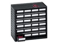 ESD Visible Storage Cabinet - 24 Drawers