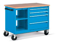 Fami Flexa Mobile 4-Drawer cabinet 910x1072x600