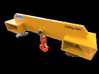 Forklift Adjustable Hook - 2000kg SWL