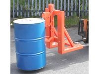 Forklift Rim Grip Drum Handler, 1 drum For Forklift