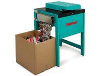 FreeStanding Packaging Shredders
