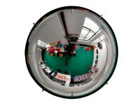 Full Hemispherical Safety Security Mirror 600 diameter