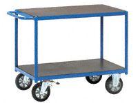 Fetra H/D 2-shelf Table top Trolley 1800x800mm LxW