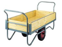 Balanced Platform Trolley 1524x762 +ends/sides